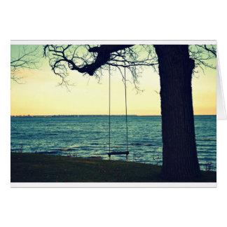 Cartão Serenidade