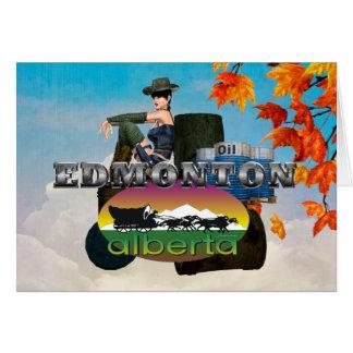 Cartão T Edmonton