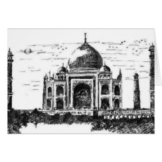 Cartão Tajmahal
