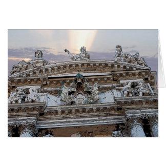 Cartão Teatro Venetian