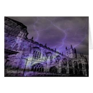 Cartão Tempestade de Inglaterra