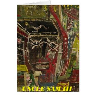 Cartão tio Sam III