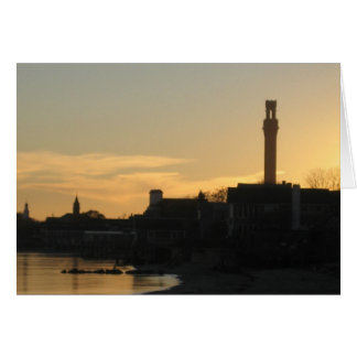 Cartão Torre de Provincetown