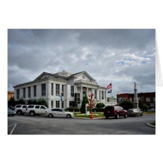 Cartão - tribunal de South Carolina