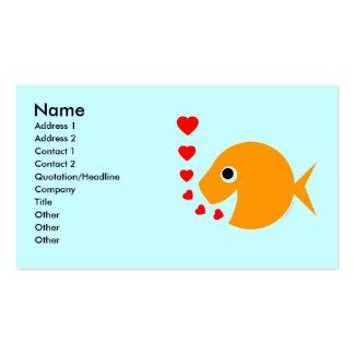 Cartão tropical da manutenção da piscina do cartão de visita