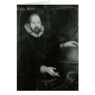 Cartão Tycho Brahe