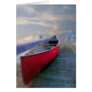 """Cartão Um mundo da aventura - """"pode u"""", o La C de Calvin…"""