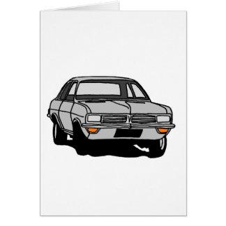 Cartão Vauxhall de prata Viva