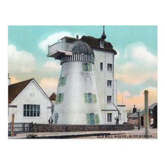 Cartão velho - Aldeburgh, Suffolk Cartão Postal