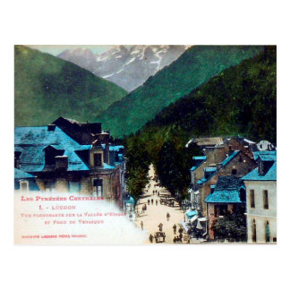 Cartão velho - Bagnères-de-Luchon Cartão Postal