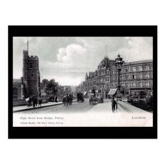 Cartão velho - Londres, Putney Cartão Postal