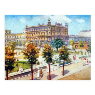 Cartão velho - Montevideo, Uruguai