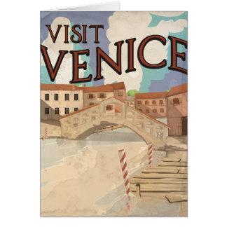 Cartão Veneza