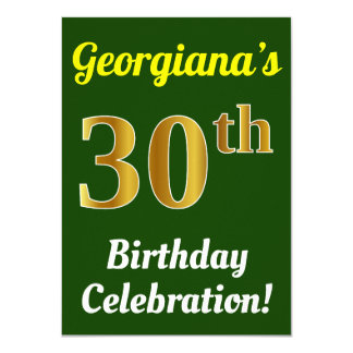 Cartão Verde, celebração do aniversário de 30 anos do