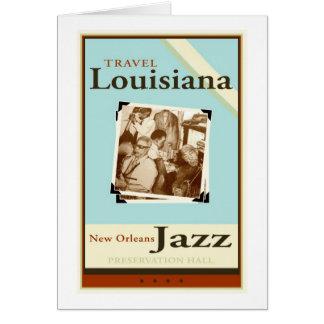 Cartão Viagem Louisiana