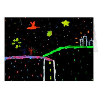 Cartão Vida noturno