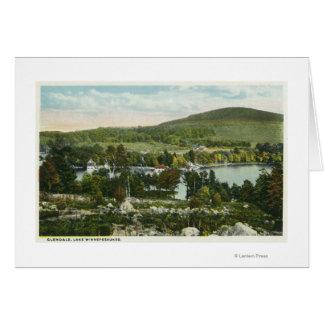 Cartão Vista de Glendale