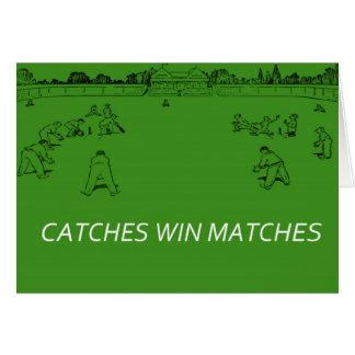 Cartão Vitória Matches2 das capturas