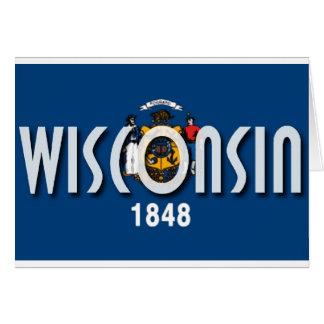 Cartão Wisconsin