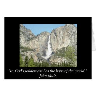 Cartão Yosemite