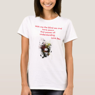 Cartas de amor do Jesus Cristo Camiseta