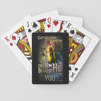 Cartas De Baralho Cartões de 1 jogo do 5:7 de Peter