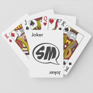 Cartas De Baralho Cartões de jogo