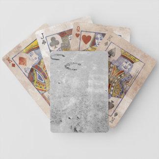 Cartas De Baralho Cartões de jogo dos impressões do casco