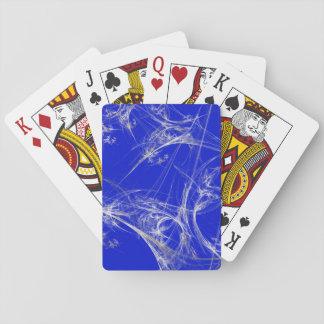 Cartas De Baralho Os cartões de jogo padrão do índice abstraem a Web