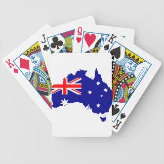 Cartas De Baralhos australia3