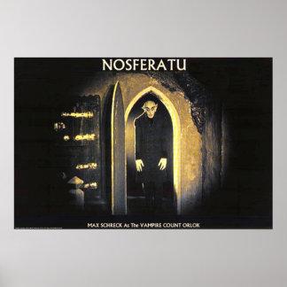 Cartaz cinematográfico de Nosferatu Poster