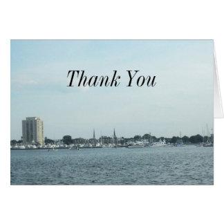 Cartões de agradecimentos clássicos da cena do por