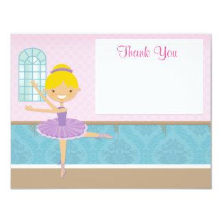 Cartões de agradecimentos da festa de aniversário convites personalizados