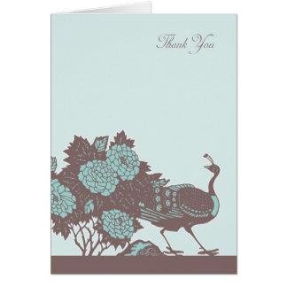 Cartões de agradecimentos da simpatia com rosas e