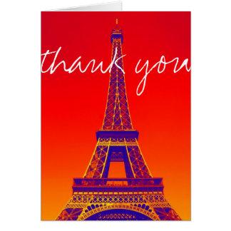 Cartões de agradecimentos de RetroTower