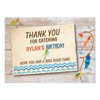cartões de agradecimentos do aniversário dos