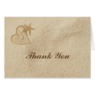 Cartões de agradecimentos do casamento do destino