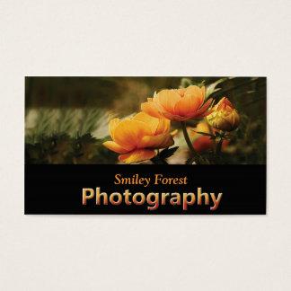 Cartões de Flowers_photo_photography_business