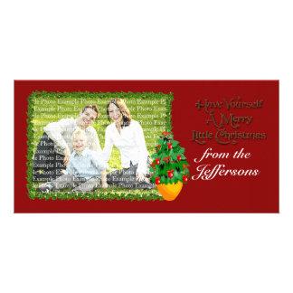 Cartões de foto de Natal Cartoes Com Fotos Personalizados