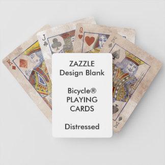 Cartões de jogo AFLIGIDOS Bicycle® feitos sob Baralho De Truco