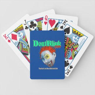 Cartões de jogo baralho para truco