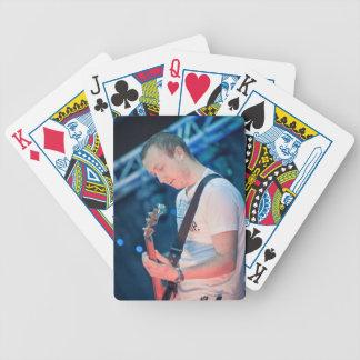 Cartões de jogo de Seamie O'Connor Baralhos De Carta