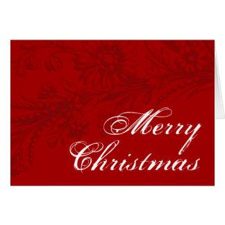 Cartões de natal do Feliz Natal