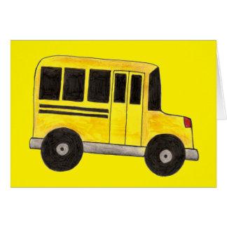 Cartões de professor amarelos da educação do