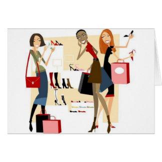 Cartões de Shopaholic