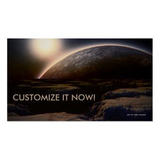 Cartões de visitas da imagem de Rover