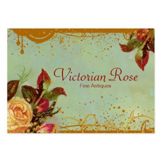 Cartões de visita victorianos