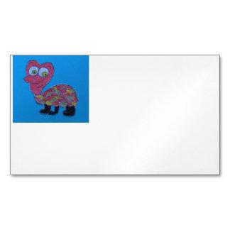 Cartões de visitas magnéticos de Dennis