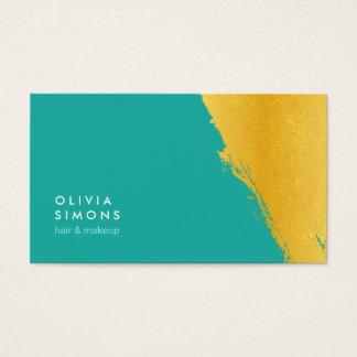 Cartões de visitas minimalistas