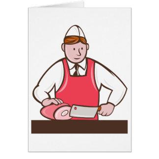 Cartões do carniceiro